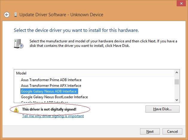 Windows 8 Disable Driver Signature Enforcement Permanently