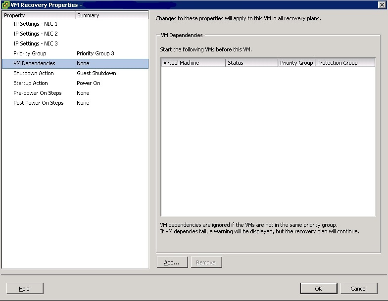 VMware Site Recovery Manager Active Directory Part Testing - Active directory disaster recovery plan template